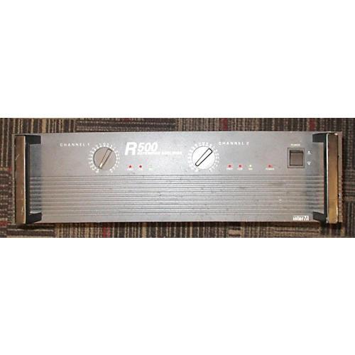 Interm R500 Power Amp-thumbnail