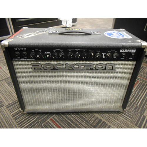 Rocktron R50C Guitar Combo Amp-thumbnail