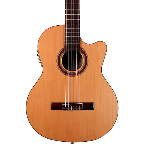 Kremona R65CWC Nylon-String Acoustic-Electric Guitar Natural