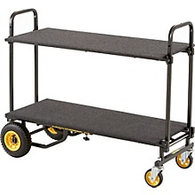 Rock N Roller R6RT 8-in-1 Mini Multi-Cart with Shelf and Desk