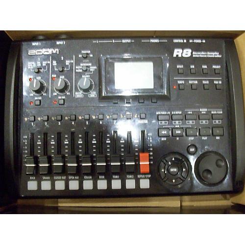 Zoom R8 MultiTrack Recorder-thumbnail