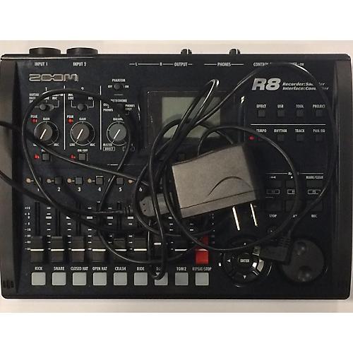 Zoom R8 MultiTrack Recorder