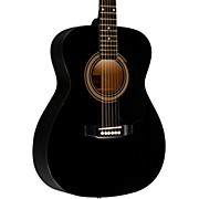 RA-090 Concert Acoustic Guitar Black