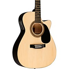 RA-090 Concert Cutaway Acoustic-Electric Guitar Natural
