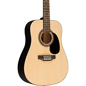 Rogue RA-090 Dreadnought 12 String Acoustic Guitar Regular