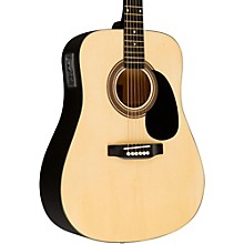 RA-090 Dreadnought Acoustic-Electric Guitar Natural