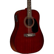 Rogue RA-090 Dreadnought Acoustic-Electric Guitar Regular Mahogany
