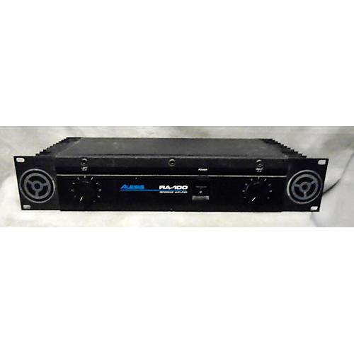 Alesis RA100 Power Amp-thumbnail