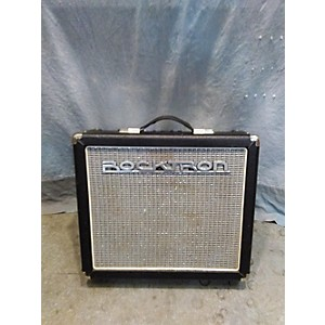 Pre-owned Rockman RA50DSP Acoustic Guitar Combo Amp by Rockman