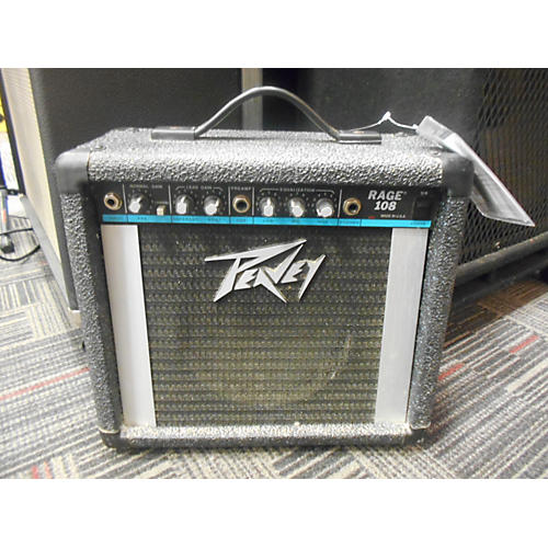 Peavey RAGE 108 Guitar Combo Amp-thumbnail