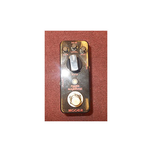 machine pedal