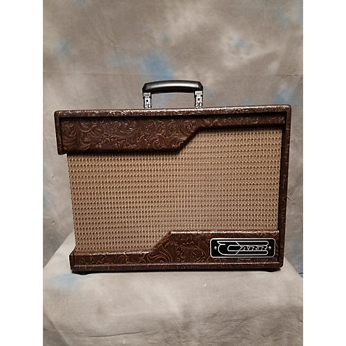 Carr Amplifiers RALEIGH WESTERN SPECIAL EDITION 3W TUBE Tube Guitar Combo Amp-thumbnail