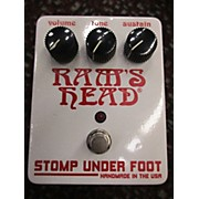 Stomp Under Foot RAMS HEAD V1 Effect Pedal