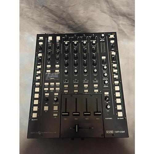 Rane RANE II SIXTY-EIGHT DJ Mixer-thumbnail