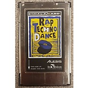 Alesis RAP TECHNO DANCE Q-CARD