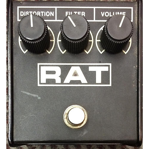 Pro Co RAT BLACK Effect Pedal-thumbnail