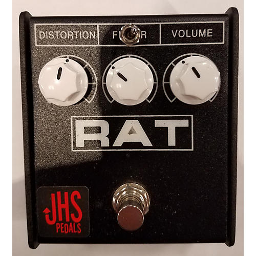 JHS Pedals RAT PACK RAT MOD Effect Pedal-thumbnail
