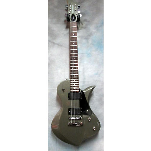 Fernandes RAVELLE Solid Body Electric Guitar Metallic Silver