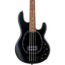 RAY34 Electric Bass Guitar Stealth Black
