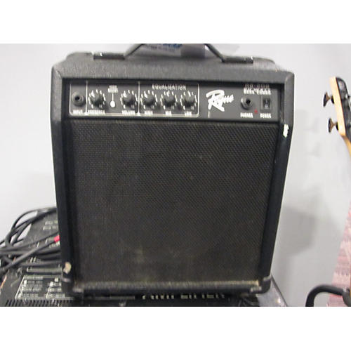 Rogue RB-20B Bass Combo Amp