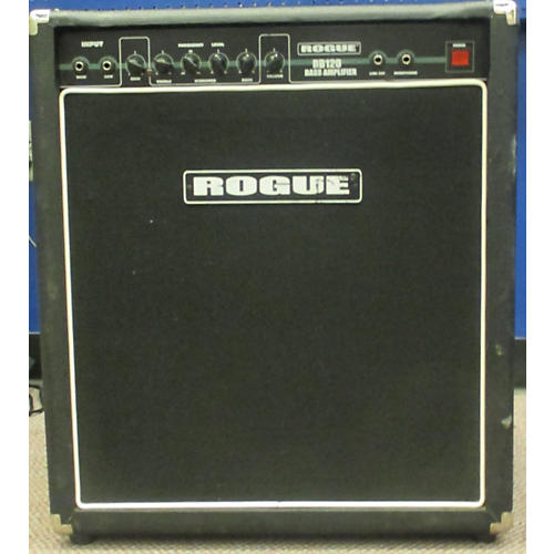 used rogue rb120 bass combo amp guitar center. Black Bedroom Furniture Sets. Home Design Ideas