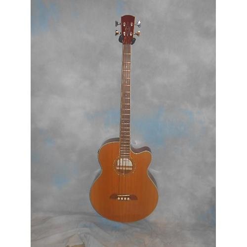 Alvarez RB30SC Acoustic Bass Guitar Natural