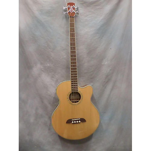 Alvarez RB30SC Acoustic Bass Guitar-thumbnail