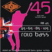 Rotosound RB45 Rotobass Nickel Roundwound Strings