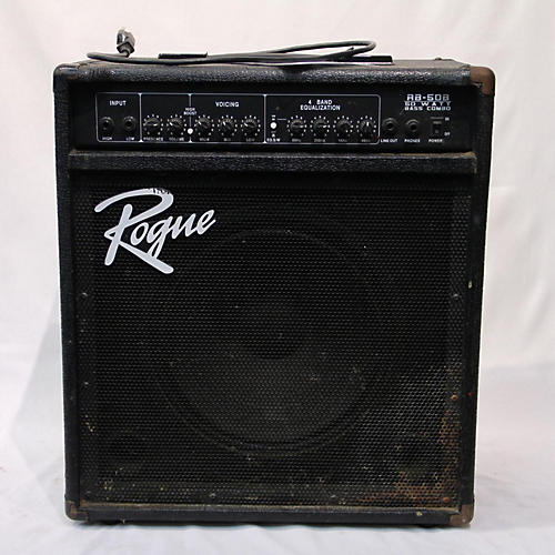 used rogue rb50b bass combo amp guitar center. Black Bedroom Furniture Sets. Home Design Ideas