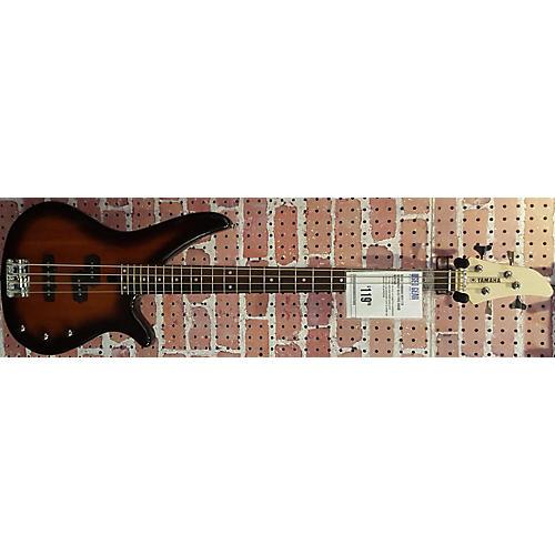 Yamaha RBX170 Sunburst Electric Bass Guitar-thumbnail