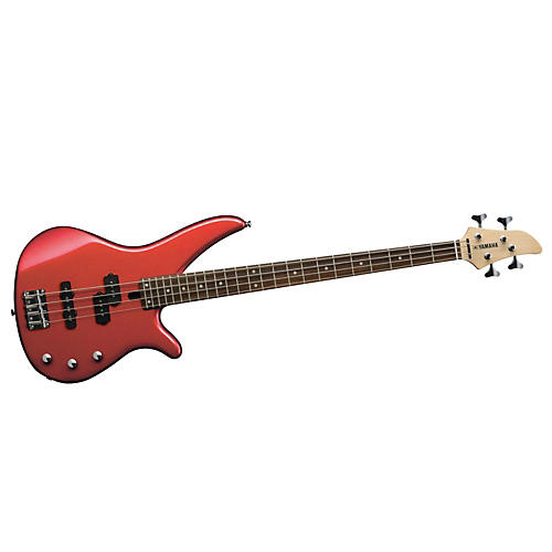 Yamaha RBX170Y 4-String Electric Bass Guitar Red Metallic