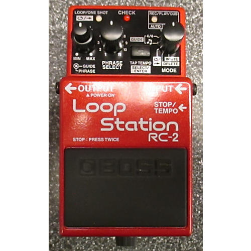 Boss RC-2 LOOP STATION Pedal-thumbnail