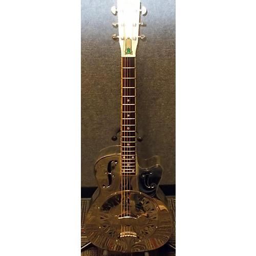 Regal RC-20 CROME Resonator Guitar-thumbnail