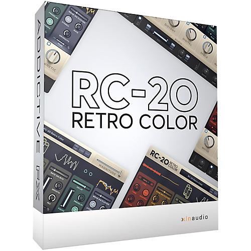 XLN Audio RC-20 Retro Color-thumbnail