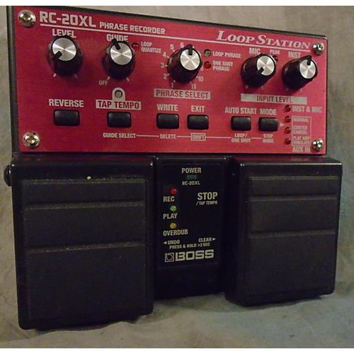 Boss RC-20XL Pedal