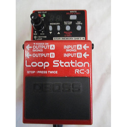Boss RC-3 LOOP STATION Pedal-thumbnail