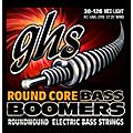 GHS RC-6MLDYB Round Core Boomers Medium/Light 6-String Electric Bass Strings thumbnail