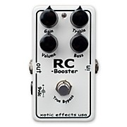 Xotic RC Booster Clean Boost Guitar Effects Pedal