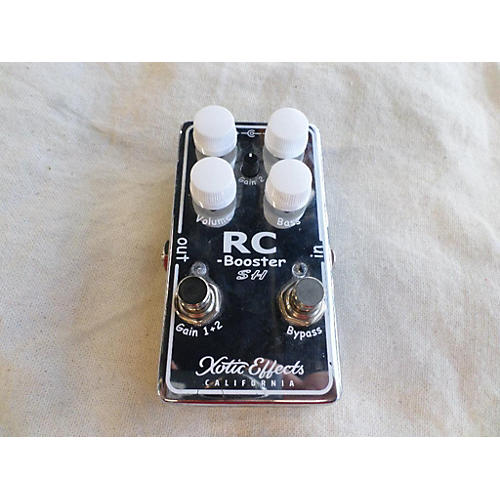 Xotic RC Booster (Scott Henderson Edition) Effect Pedal