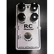 Xotic RC Effect Pedal