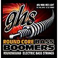 GHS RC-ML3045 Round Core Boomers Medium/Light Electric Bass Strings (45-100)-thumbnail