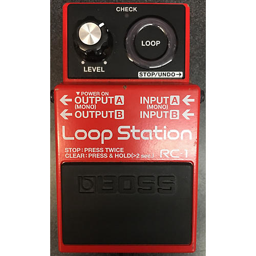 Boss RC1 Loop Station Effect Pedal