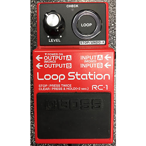 Boss RC1 Loop Station Pedal-thumbnail