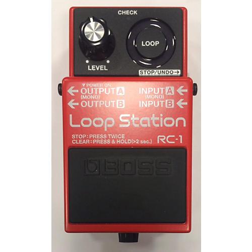 Boss RC1 Loop Station Pedal-thumbnail