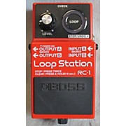 RC1 Loop Station Pedal