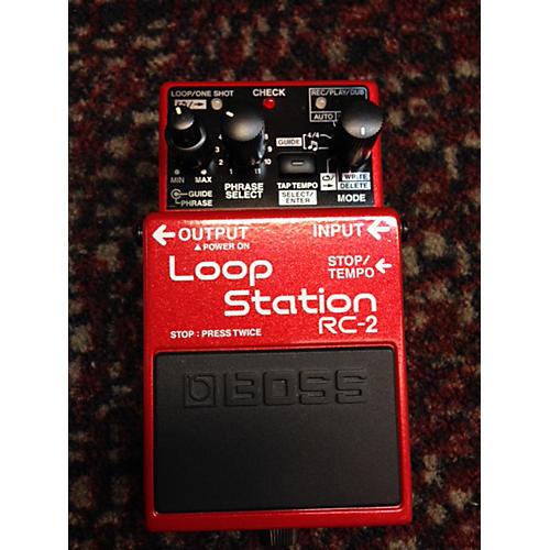 Boss RC2 Loop Station Pedal