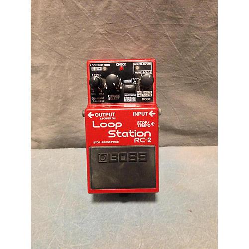 Boss RC2 Loop Station Pedal-thumbnail