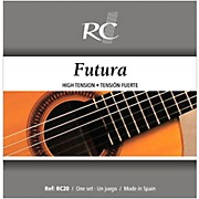 RC Strings RC20 Futura Medium-High Tension Nylon Guitar Strings