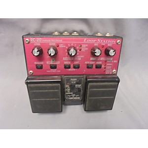 Pre-owned Boss RC20 Loop Station Pedal by Boss