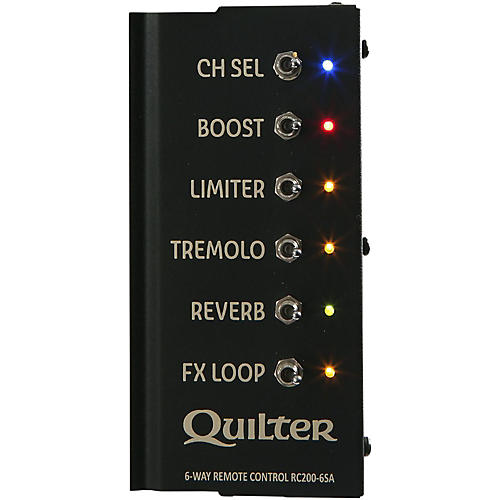 Quilter Labs RC200-6SA Steelaire 6-Position Leg Mount Controller